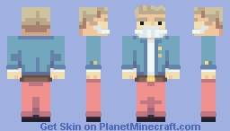 """in the light of darkness"" Minecraft Skin"
