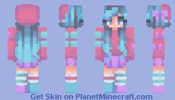 ⋅ςαζ⋅ Aquarium Coral Minecraft Skin