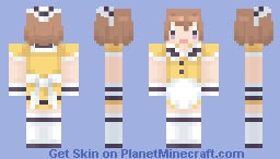 *ºღ CU ღº* Hoshikawa Mafuyu - (Blend S) Minecraft Skin
