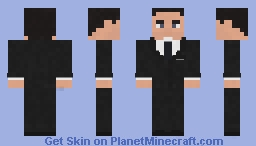Mad Men- Don Draper Minecraft Skin