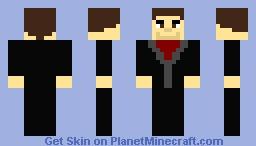 DisneyWWEOwner Minecraft Skin