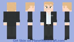 Lucifer Morningstar Minecraft Skin