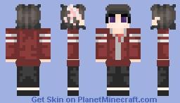 Nano - Nano list Minecraft Skin