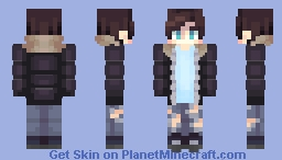 Personal Skin (please don't copy ;-;) Minecraft Skin