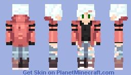 Cole Snowe Minecraft Skin