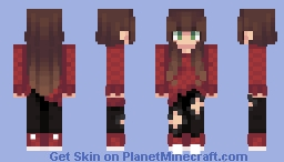 dirty laundry looks good on you // personal Minecraft Skin