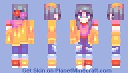 Hei boiiiii Minecraft Skin