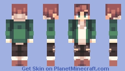 wow im not mad at it Minecraft Skin
