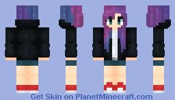First Skin Minecraft