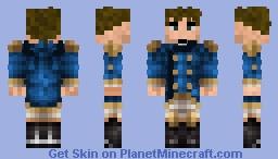 Francesco_BlueSuit Minecraft