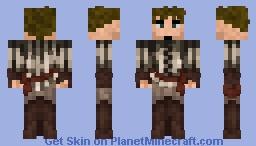 Francesco_Clothing Minecraft