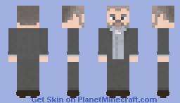 Gregory The Walking Dead X Minecraft Skin - Skins para minecraft the walking dead