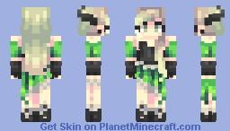 East of Eden // fs Minecraft Skin