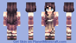 Happy New Year! Minecraft Skin