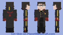Harry Potter | Harry Potter and the Goblet of Fire | 2005 Minecraft Skin