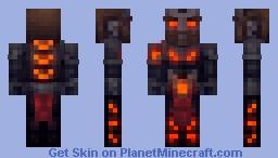 [LOTC] Hjalnar Doomforged Minecraft Skin