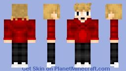 Tord(EddsWorld) {Catlightning77} Minecraft Skin