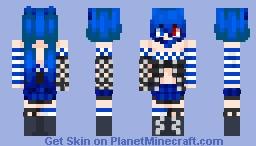[Kari] Miku's Rocking Stone Module (Low Detail Included) Minecraft Skin
