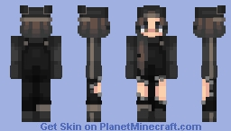 it's all a mystery Minecraft Skin