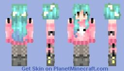 ✰ᙏìɗ✰ Persona Minecraft Skin