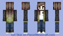 j-hope run Minecraft Skin