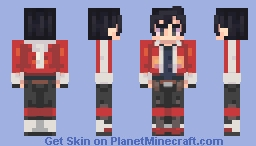 guess who's alive Minecraft Skin