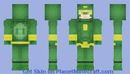 Kite Man (Heck Yeah) Minecraft Skin