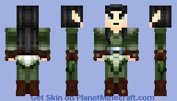 lestar - upgrade Minecraft Skin