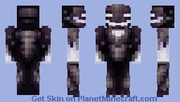The Bright Eater   Light vs Darkness Minecraft Skin