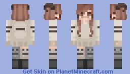 Normal/idk Minecraft Skin