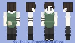 Konohagakure Chuunin / Jounin Minecraft Skin
