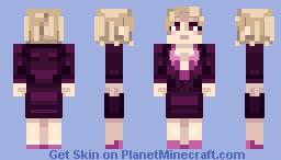 Pakunoda [Hunter X Hunter] Minecraft Skin