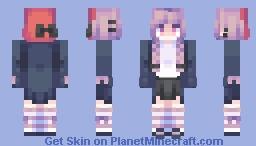 perfume Minecraft Skin