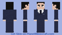 Mad Men-Peter Campbell season 1 Minecraft Skin