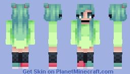 happier Minecraft Skin