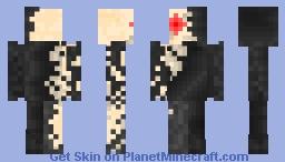 The Ravage Minecraft Skin