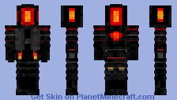 "My Entry for the ""Light vs Darkness"" Skin Contest Minecraft Skin"