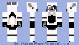 Sprightime Fexy Minecraft Skin