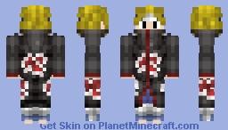 Daiko Namikaze - Akat Skin Minecraft Skin