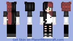 Edit #2 Minecraft Skin