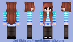 ⇨ᴏᴍʙʀᴇ sᴛʀɪᴘᴇs ᵃⁿᵈ ᵀᵘᵗᵒʳᶦᵃˡ ⇦ ⁻ᵒᵇˢᶜˣᵘʳᵃ Minecraft Skin