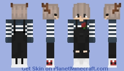 merry christmas everyone Minecraft Skin