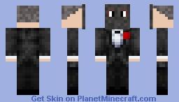 Under The Mask Minecraft Skin