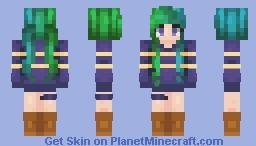Hiding From Myself Minecraft Skin