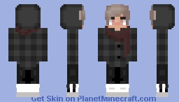 𝒞𝒽𝒶𝓇𝓁𝒾𝑒 - First Boy Skin! (Brown hair in desc!) Minecraft Skin