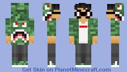 Me again Minecraft Skin