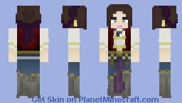 Allain {LOTC} Minecraft Skin
