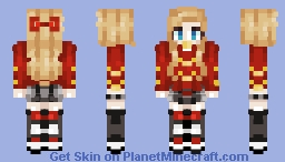 Heather Chandler Minecraft Skin