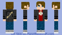 Flash Fan Boy | Request Minecraft Skin
