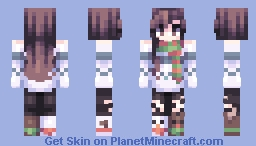 ST with giosheepnub Minecraft Skin